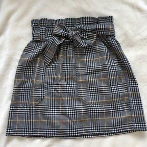 Paper-Bag Skirts